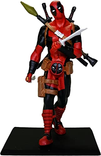 Factory Entertainment Deadpool Metall Miniatur