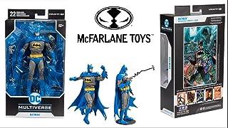 DC Multiverse McFarlane Batman Detective Comics #1000 Blue Costume Chase/Variant