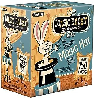 Schylling Magic Rabbit Magic Hat Set