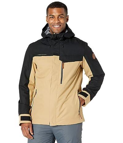 Obermeyer Grommet Jacket (Black) Men