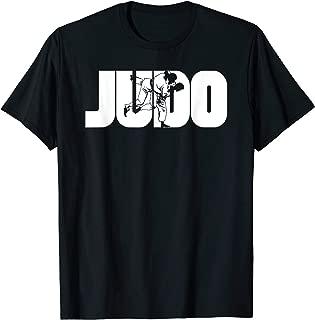 Judo Martial Arts Instructor Teacher Gift T-Shirt