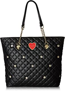 Betsey Johnson Womens Chain Shopper