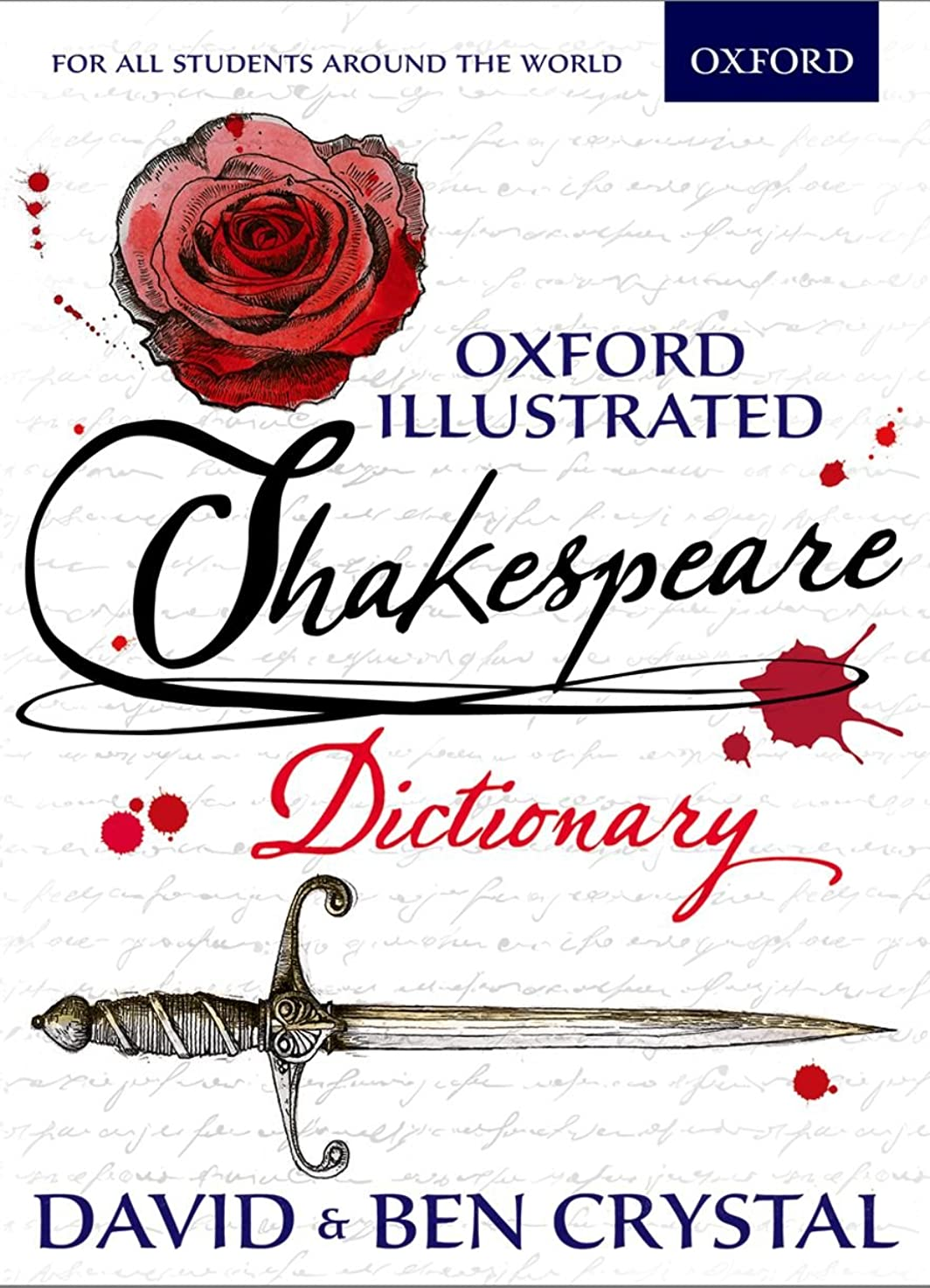 最小重さアンカーOxford Illustrated Shakespeare Dictionary