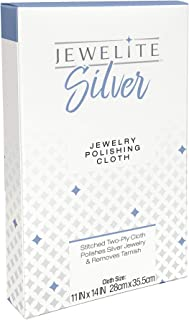 Silver Jewelry Polishing Cloth