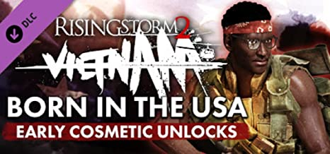 Rising Storm 2: Vietnam - Born in the USA - DLC [Online Game Code]