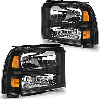 Best 2007 f350 headlight bulb Reviews