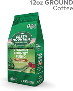 Green Mountain Coffee Signature Vermont Country Blend Ground Coffee 12oz