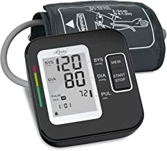 Blood Pressure Monitor for Upper Arm, LOVIA Accurate Automatic Digital BP Machine for..
