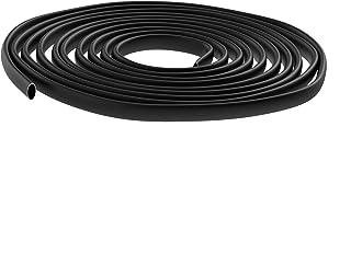 AUPROTEC Schrumpfschlauch schwarz 1m   20m: Ø 6.4 mm innen 1/4' 1m Meter