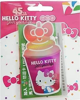 台湾限定 ハローキティ Hello Kitty 悠遊カード ゆうゆうカード ICカード サンリオ 日本未発売 ミルクセーキ [並行輸入品]