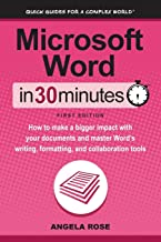 microsoft word manual