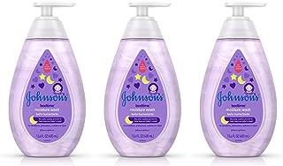 johnson's baby bedtime wash