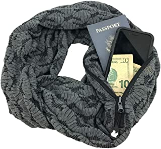 SHOLDIT - The Original Convertible Infinity Scarf with Pocket - Multiple Colors Available, New VIBE Collection