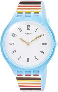 Reloj Analogico para Mujer de Cuarzo con Correa en Silicona SVUL100