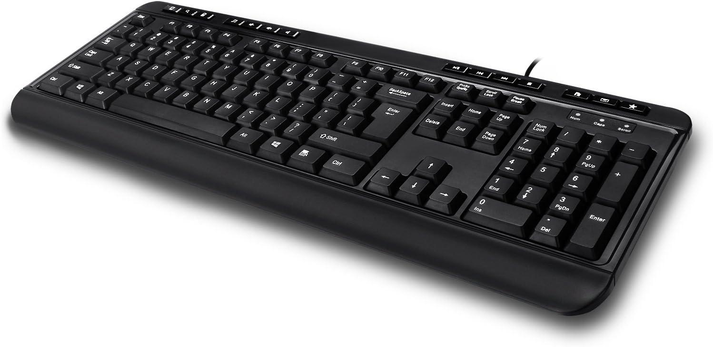 Adesso AKB-132HB Multimedia USB Keyboard