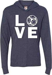 Best love soccer t shirt Reviews