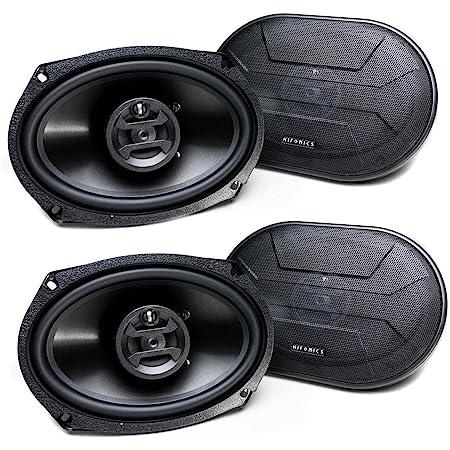 Hifonics ZS693 6x9 800 Watt Car Audio Speakers