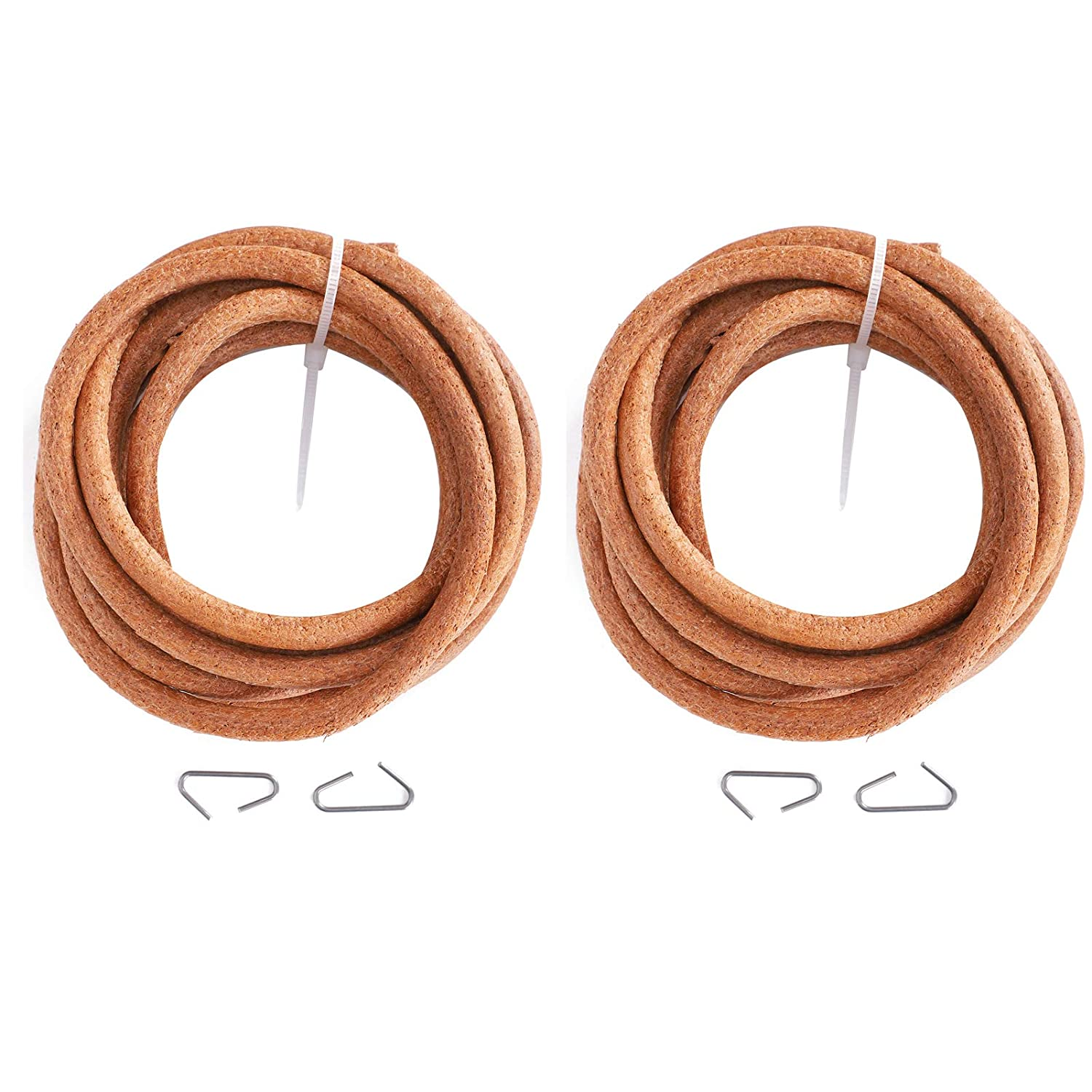 qing Seattle Mall niao 2 Pieces of Sewing Machine Belt Real Regular discount C Leather Sturdy