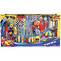 50 Pieces Mickey and the Roadster Racers Pit Crew Tool Set