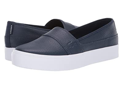 Lacoste Marice Plus Grand 319 1 (Navy/White) Women