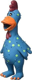 globken chicken dog toy