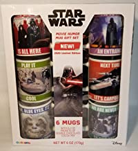 Star Wars Movie Humor Mug Gift Set - 2020 Limited Edition - 6 Mug Set