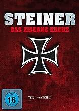 Steiner - Das Eiserne Kreuz. Teil I und Teil II - Special Edition Mediabook (2 Blu-rays+2 DVDs)