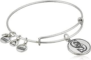 Seattle Mariners Cap Logo Expandable Bangle Bracelet