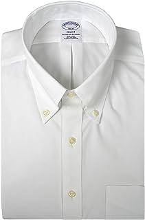 Men's Regent Fit All Cotton Non Iron Dress Shirt Solids