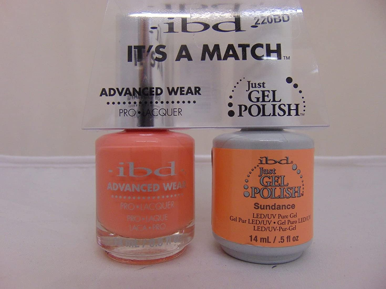 回転させる等しい天文学ibd - It's A Match -Duo Pack- Sundance - 14 mL / 0.5 oz Each