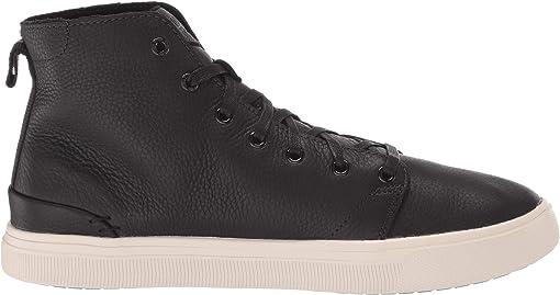Black Pebbled Leather