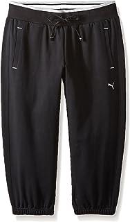 Women's Sweat Capri Pants