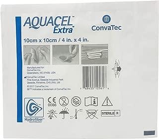 New and Improved AQUACEL® EXTRA Hydrofiber® Dressing 4