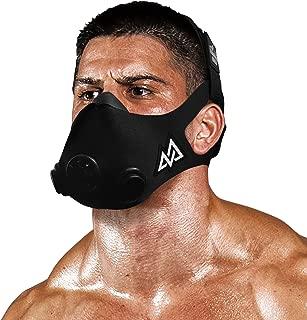 TRAININGMASK Elevation Training Mask 2.0 Original Elevation Training Mask | Fitness Mask, Workout Mask, Running Mask, Breathing Mask, Resistance Mask, Elevation Mask, Cardio Mask