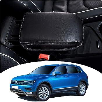 f/ür die meisten Fahrzeuge Wasserdichtes Mittelkonsolen-Pad Universal Car Armrest Box Cover Auto-Armlehnen-Pad LKWs Auto-Mittelkonsolenabdeckung Auto-Armlehnen-Box-Pad SUVs schwarz Autos