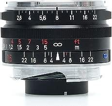 Zeiss 35mm f/2.8 C Biogon T ZM Manual Focus Lens (Leica M-Mount) - Black
