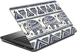 Paper Plane Design Laptop Skin for Upto 17 in Laptops