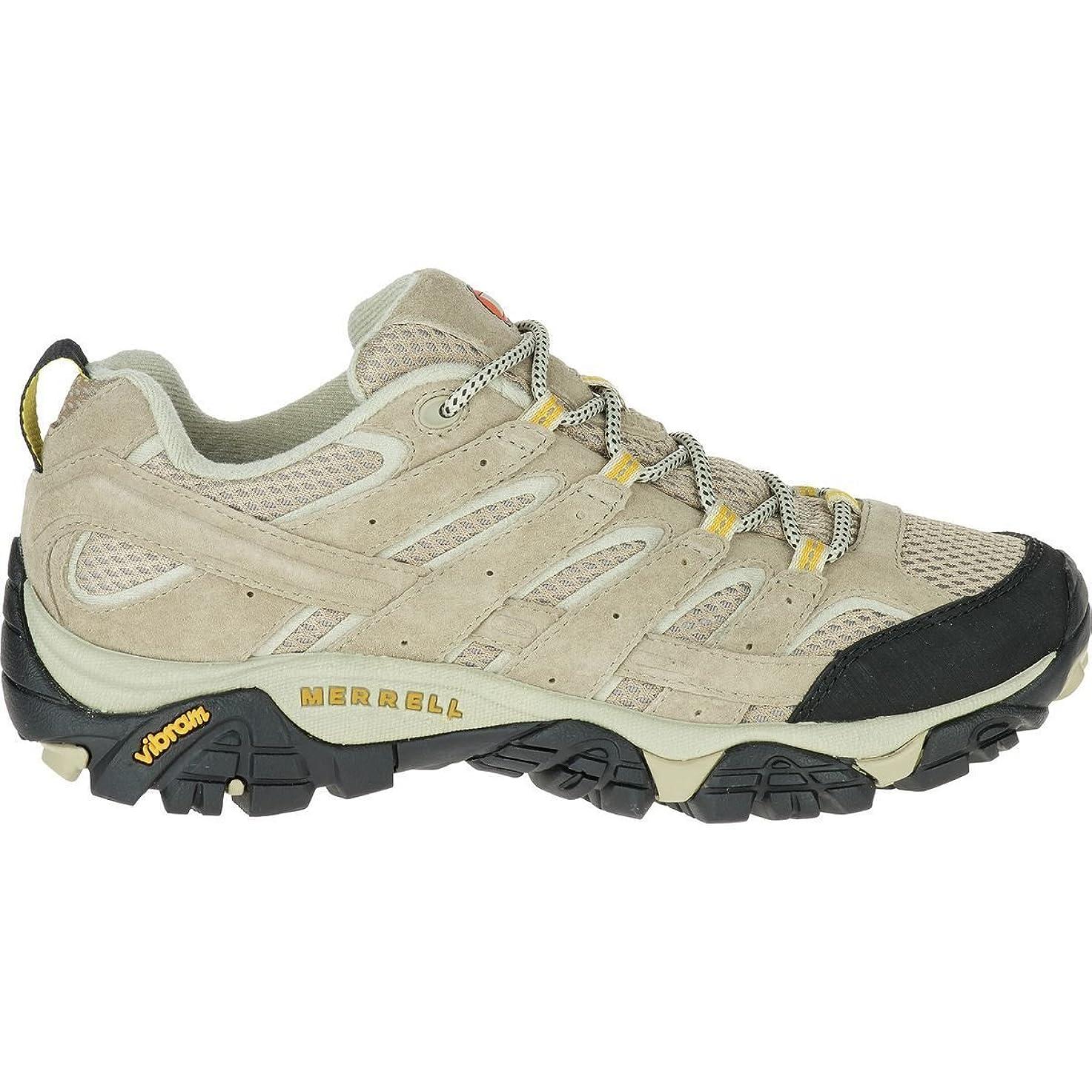 輝く大洪水柔らかい足メレル バッグ バックパック?リュックサック Moab 2 Vent Hiking Shoe - Women's Taupe d0x [並行輸入品]