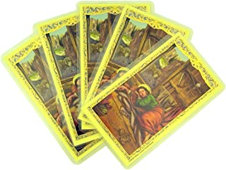 The Sleeping Saint Joseph Laminated Holy Card with Prayer, 4 1/2 Inch (Pack of 5)