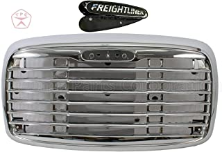 Freightliner Columbia Grille Chrome with Bug Screen 2000-2008 OE# A1715251002