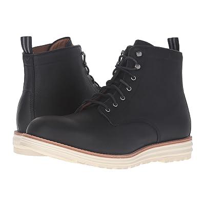 Cole Haan TS Cortland Grand Boot (Black Water Proof) Men