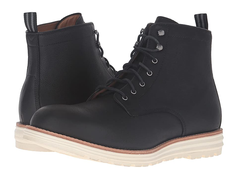 Cole Haan TS Cortland Grand Boot (Black Water Proof) Men