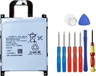 Wee Replacement LIS1532ERPC Battery For Sony Ericsson Xperia Z1 4G /Xperia Z1S/L39T/L39U ERICSSON C6916
