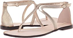 1c1e6c7e32a7 Lilly pulitzer fit to be tied sandal