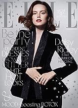 Elle UK Magazine (December 2017) DAISY RIDLEY