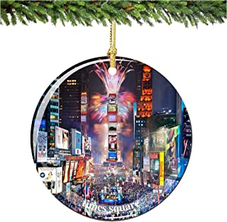 Best nyc christmas ornaments Reviews