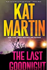 The Last Goodnight: A Riveting New Thriller (Blood Ties, The Logans) Kindle Edition