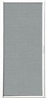 National Door Company ZZ364568 White Retractable Screen for Single Inswing Door, 36