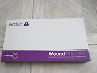 Eakin Fistula Wound Pouch with New Tap Closure 6.9
