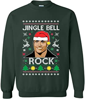 Best dwayne johnson christmas jumper Reviews